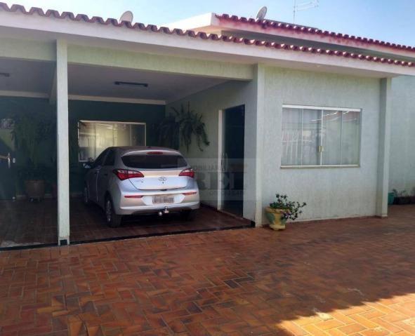 Casa com 4 dormitórios à venda, 280 m² por R$ 720.000 - Setor Morada do Sol - Rio Verde/GO
