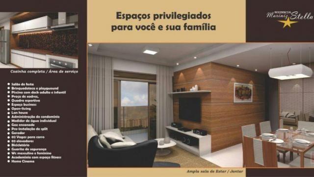 Apartamento à venda, 90 m² por R$ 545.789,00 - Jardim Oceania - João Pessoa/PB - Foto 5