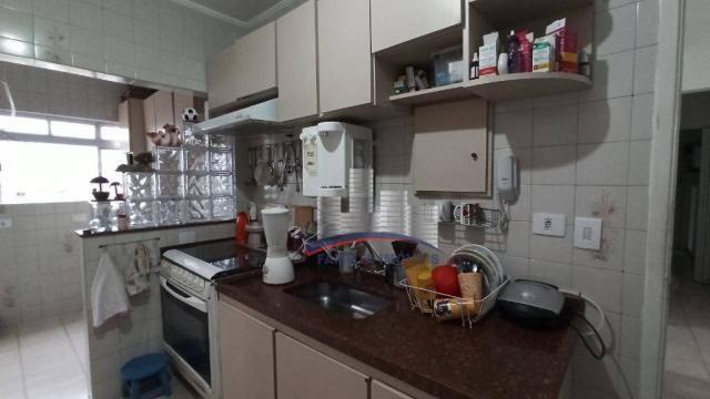 Apartamento com 2 dormitórios à venda, 74 m² por R$ 350.000,00 - Campo Grande - Santos/SP - Foto 12