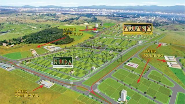 Terreno à venda em Jardim santa julia, Sao jose dos campos cod:V38313AP