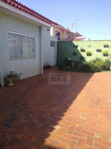 Casa com 4 dormitórios à venda, 280 m² por R$ 720.000 - Setor Morada do Sol - Rio Verde/GO - Foto 3