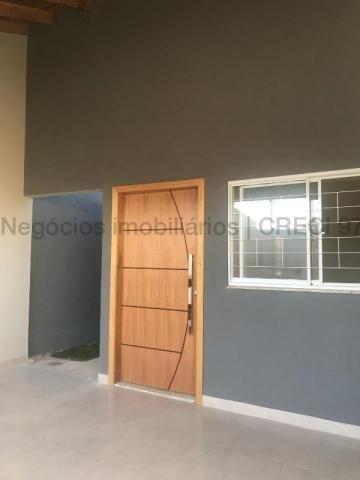 Casa à venda, 2 quartos, 2 vagas, Parque Residencial União - Campo Grande/MS - Foto 2