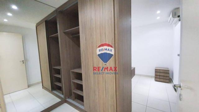 Apartamento com 3 dormitórios para alugar, 72 m² por R$ 1.595,94/ano - Neópolis - Natal/RN - Foto 9