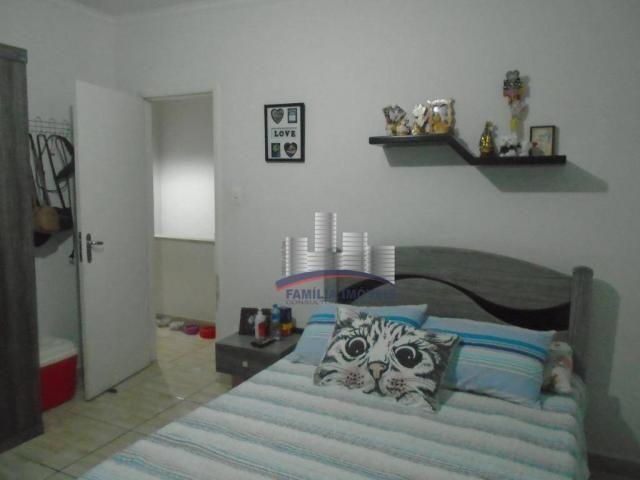Sobrado com 3 dormitórios à venda por R$ 530.000,00 - Campo Grande - Santos/SP - Foto 13
