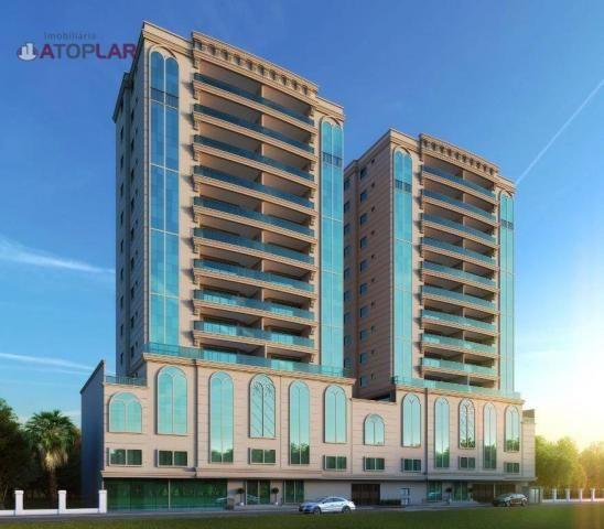 Apartamento Garden à venda, 294 m² por R$ 1.349.000,00 - Meia Praia - Itapema/SC - Foto 3