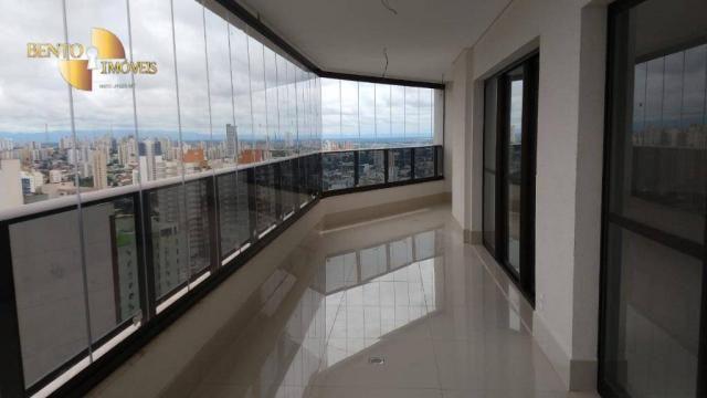 ED ROYAL PRESIDENT - Apartamento com 4 dormitórios à venda, 237 m² por R$ - Bosque - Cuiab - Foto 15