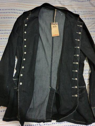 Jaqueta Jeans TNG - Foto 2