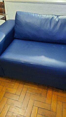Sofá usado de 4 lugares