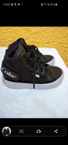 Sneaker coca cola kids TAM: 21