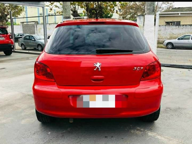Barbada abaixo da fip Peugeot 307 - Foto 4