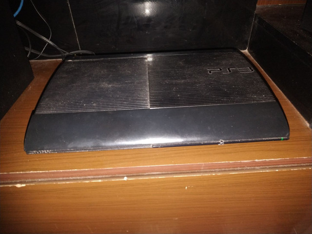 PS3 travado