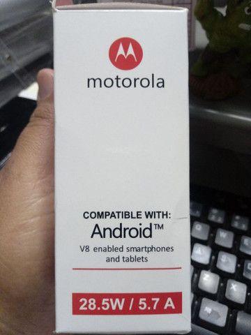 Turbo carregador Motorola - Foto 3