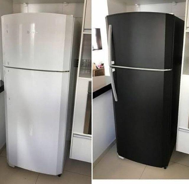Envelopamento de fogões e geladeiras 100,00 - Foto 3