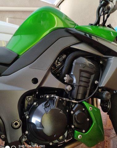 Kawasaki Z1000 ABS - Impecável - Foto 10