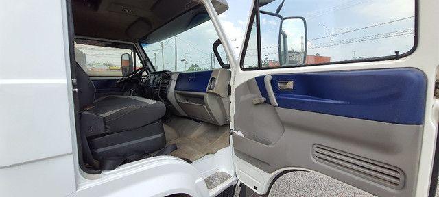 VW 9.150 work e plataforma 8,5mts - Foto 11