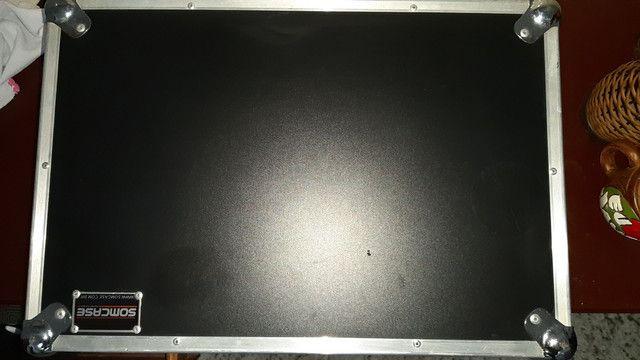 Pionner DDJ-SB3 + Hard Case com Plataforma Deslizante Som Case - Foto 5