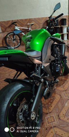 Kawasaki Z1000 ABS - Impecável - Foto 3