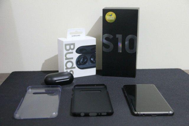 Samsung Galaxy S10 e Galaxy Buds - Foto 5