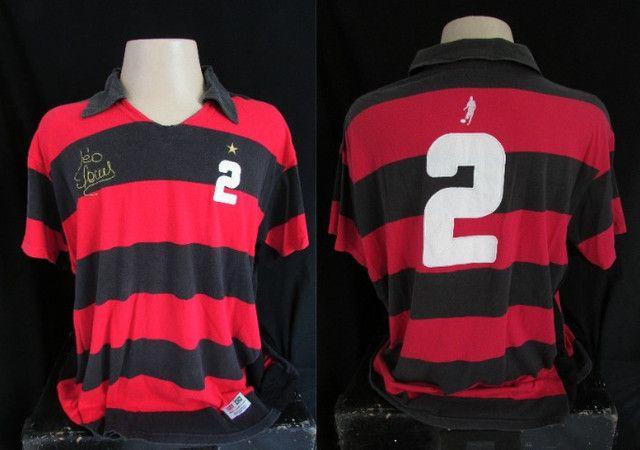 Camisas de Futebol do Flamengo - Foto 5