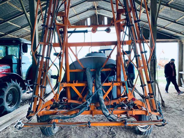 Pulverizador agrícola de barras - Foto 3