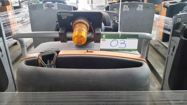 Paleteira Elétrica Still Completa ? Garfo Duplo 02 pallets 2013 - #2965 - Foto 3