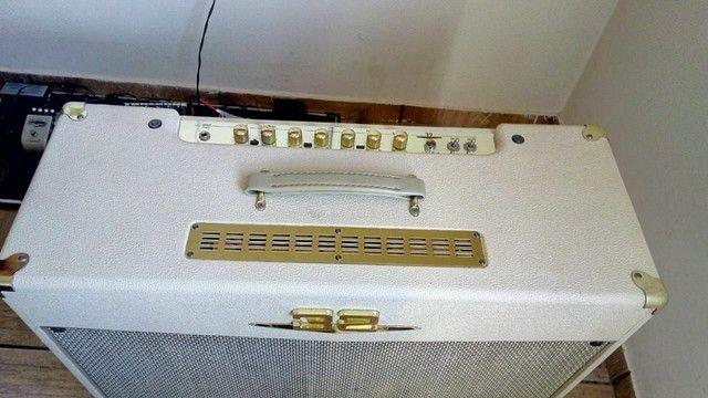 Amplificador Valvulado Crate Custom 2x12 - Foto 6