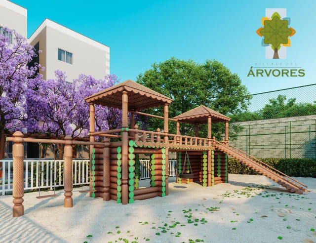 Condominio village das arvores, com 2 quartos - Foto 2