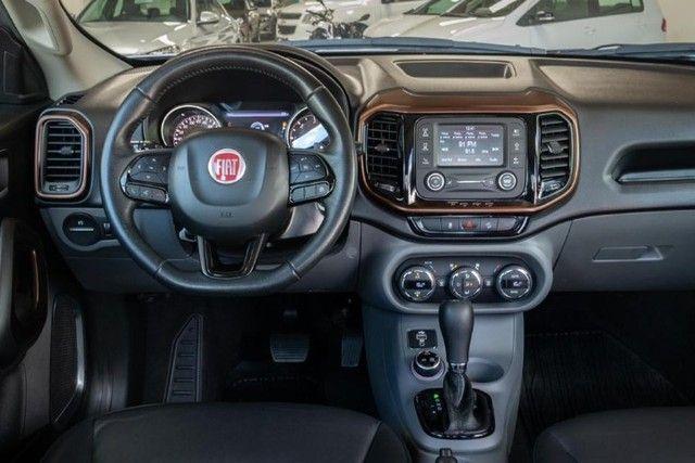 Fiat toro volcano 4x4 automática diesel 2019 IPVA 2021 Pago - Foto 9