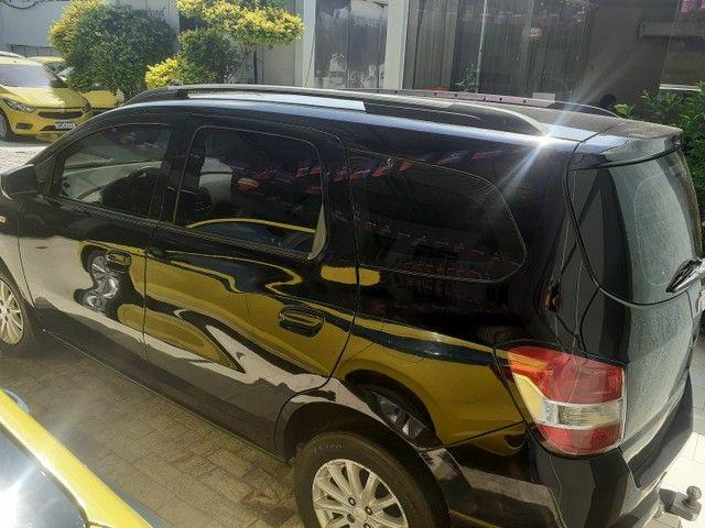 Spin 2014 automática ex taxi !!  Carro filé  - Foto 3