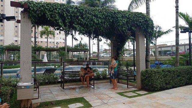 Top Life Taguatinga Miami Beach Apartamento de 2 Quartos 1 Suíte Andar Alto Vista Livre - Foto 15
