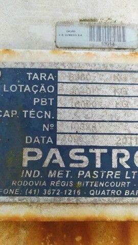 Caçamba Dump Creat Pastre 2011 - #8404 - Foto 3