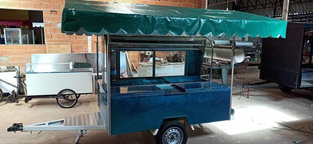 Food Bike, Carrinho de Açaí e Hot dog - Foto 3