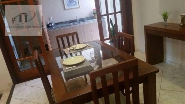 Casa com 3 dormitórios à venda, 165 m² por R$ 790.000,00 - Jardim Alice - Jaguariúna/SP - Foto 5