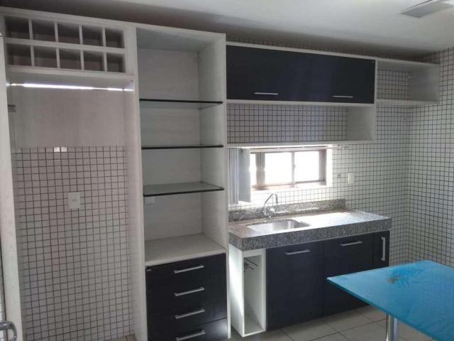 Apartamento com 3 dormitórios para alugar, 127 m² por R$ 2.350,00 - Jóquei - Teresina/PI - Foto 10