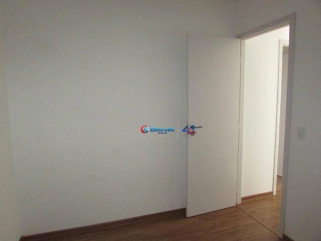 Apartamento com 2 dormitórios para alugar, 50 m² por R$ 750,00/mês - Parque Yolanda (Nova  - Foto 10