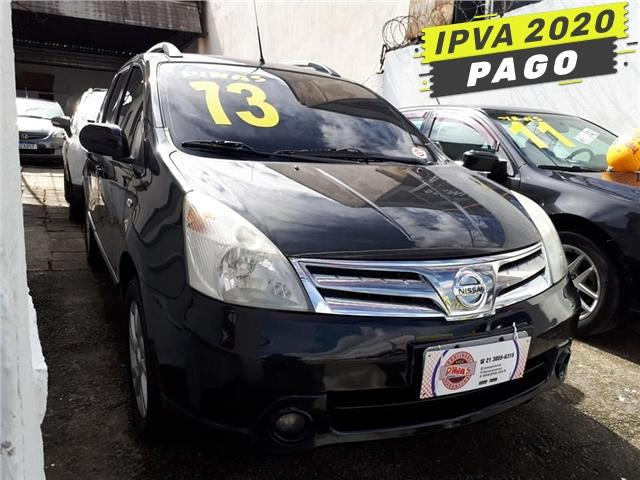 Nissan Livina 1.8 sl 16v flex 4p automático - Foto 3