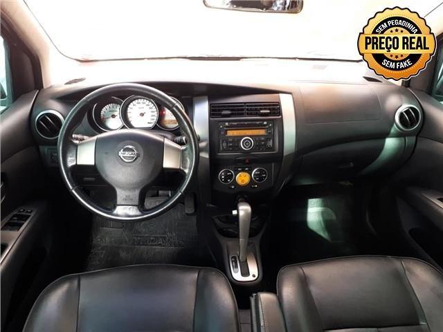 Nissan Livina 1.8 sl 16v flex 4p automático - Foto 7
