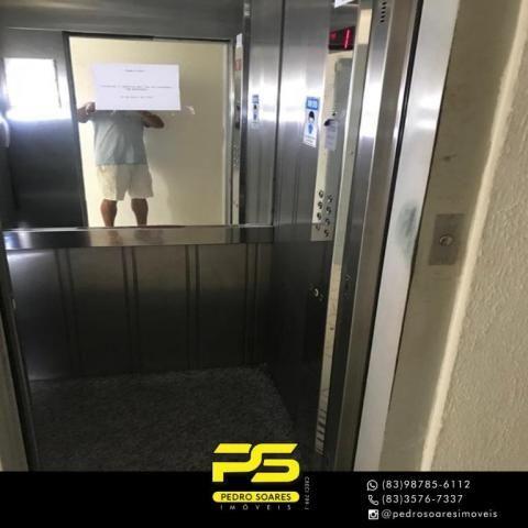 Apartamento com 3 dormitórios à venda, 90 m² por R$ 300.000 - Jardim Cidade Universitária  - Foto 10