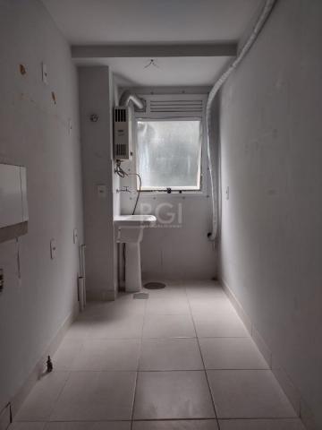 Apartamento à venda com 2 dormitórios em Camaquã, Porto alegre cod:LU432067 - Foto 18
