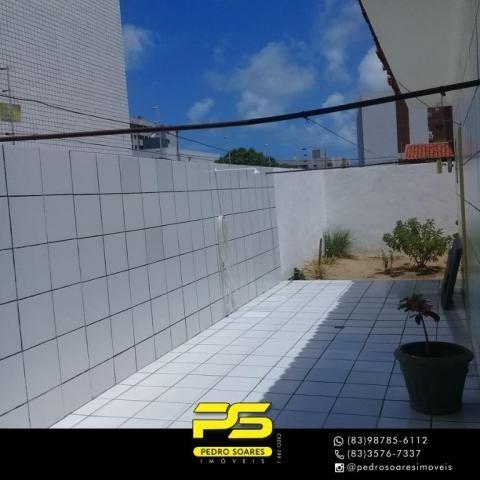 Casa com 3 dormitórios à venda, 158 m² por R$ 600.000 - Jardim Cidade Universitária - João - Foto 6