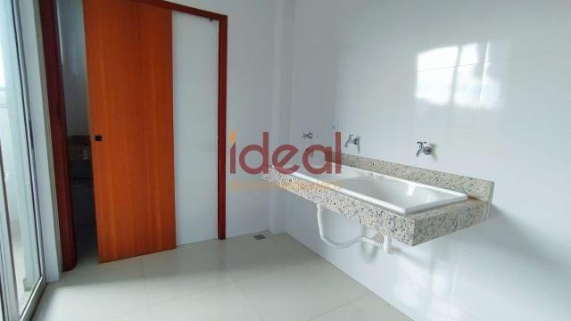 Apartamento à venda, 3 quartos, 1 suíte, 2 vagas, Centro - Viçosa/MG - Foto 10
