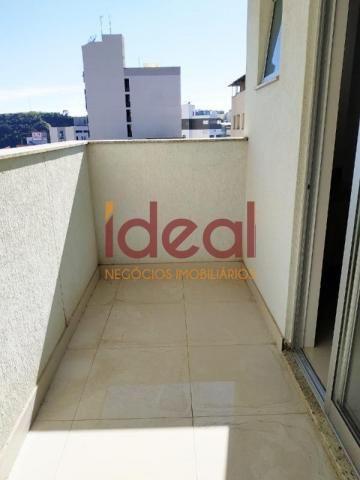 Apartamento à venda, 3 quartos, 1 suíte, 2 vagas, Centro - Viçosa/MG - Foto 11