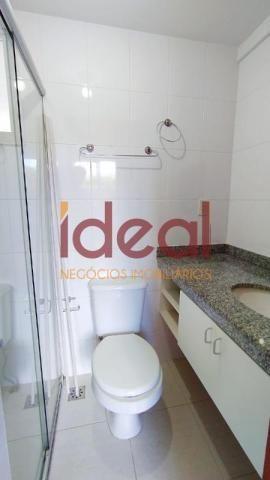 Apartamento para aluguel, 2 quartos, 1 suíte, 1 vaga, Centro - Viçosa/MG - Foto 7