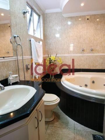 Apartamento à venda, 4 quartos, 2 vagas, Centro - Viçosa/MG