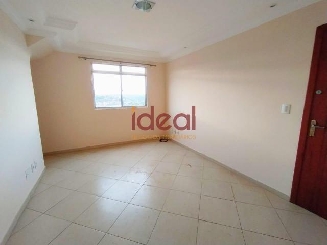 Cobertura para aluguel, 3 quartos, 1 suíte, 1 vaga, Santa Clara - Viçosa/MG - Foto 2