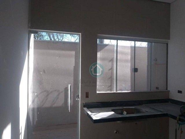 Casa com 3 dormitórios à venda, 86 m² por R$ 400.000,00 - Jardim América - Campo Grande/MS - Foto 6