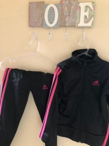 Conjunto Abrigo original Adidas 6 - Foto 2