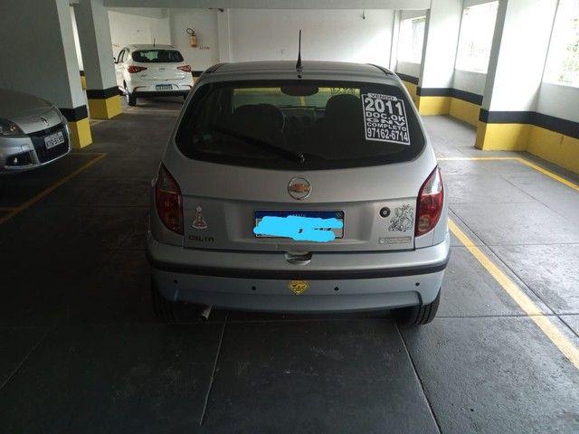 Chevrolet Celta Spirit 2011 completo com GNV.  - Foto 2