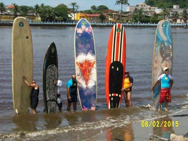 """Stand up  10"""" até 13"""" conexao brasil surf  - Foto 4"""