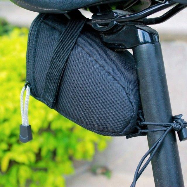 Promoção Bolsa de Selim compacta para bicicleta bike ciclismo - Foto 4